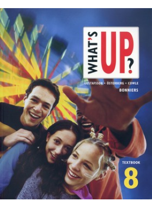 What's up? 8 textbook.