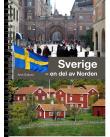 Bilder från Stockholm Stad till röda hus på landsbygden.