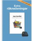Omslaget innehåller en bild av Jag Handlars omslag mot en blå bakgrund.