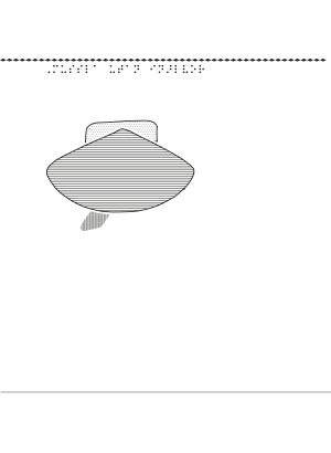 En bild på en mussla.