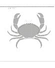 En bild på en krabba.