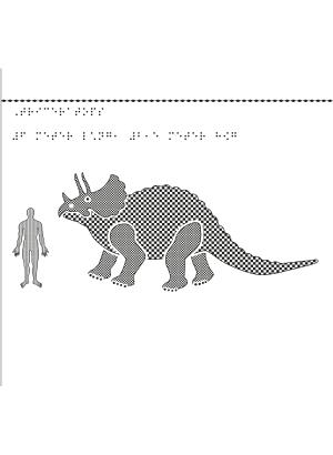 Triceratops.