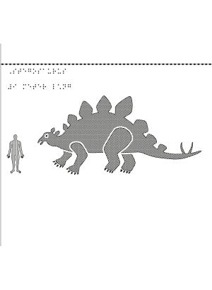 Stegosaurus.