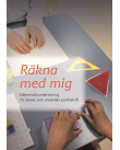 Ett bord med en gradskiva med reliefmarkering som har tagits fram för att underlätta för Elever med svår synnedsättning eller blindhet att använda den i till exempel matematik.
