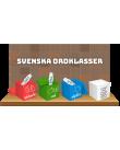 Svenska ordklasser.