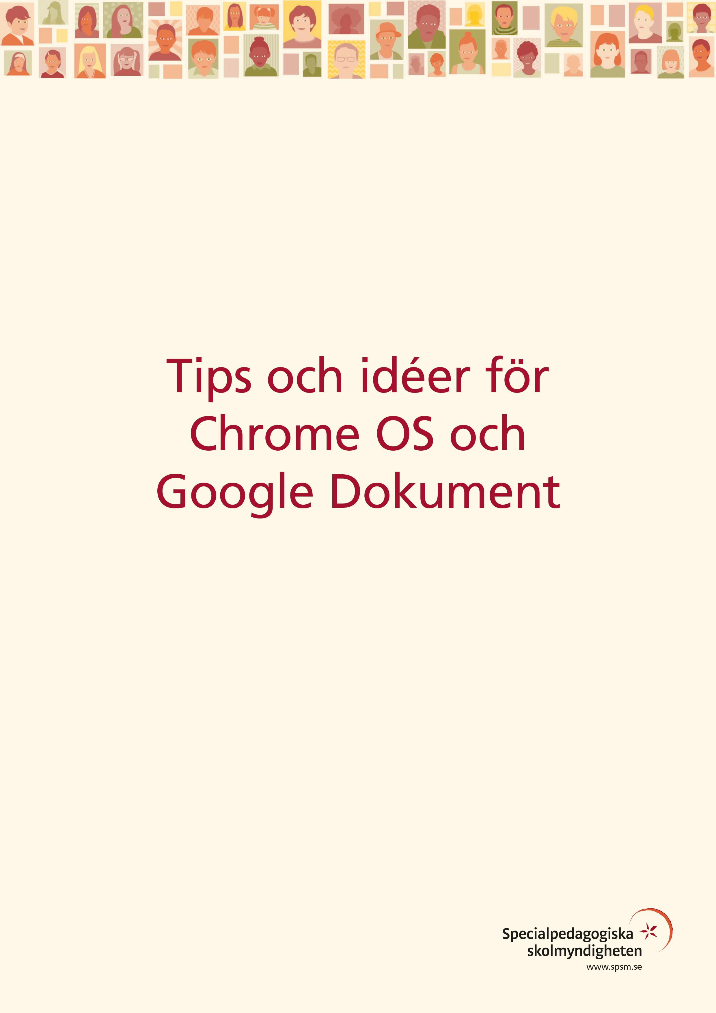 Tips Och Idéer För Chrome OS Och Google Dokument SPSM Webbutiken - Google dokument