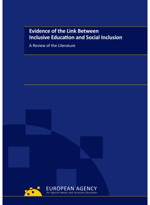 Evidence of the Link Between Inclusive Education and Social Inclusion.