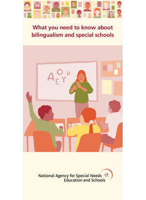 What you need to know about bilingualism and special schools.