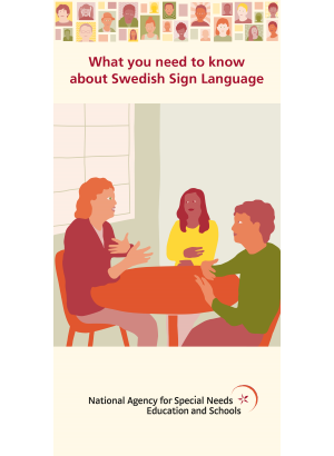What you need to know about Swedish Sign language.