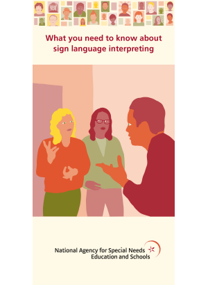 What you need to know about Sign Language interpreting.