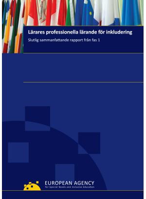 Framsida Lärares professionella lärande för inkludering